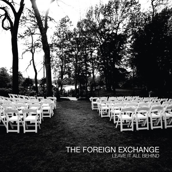 The Foreign Exchange Leave It All Behind Cover Art