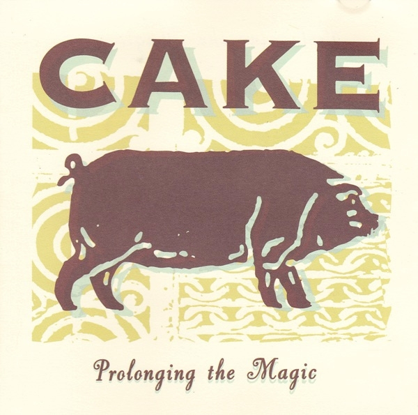 CAKE Prolonging the Magic cover art