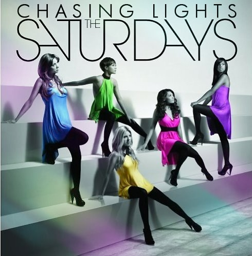 The Saturdays Chasing Lights cover art