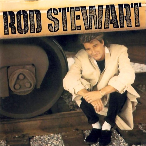 Rod Stewart Every Beat of My Heart Cover Art