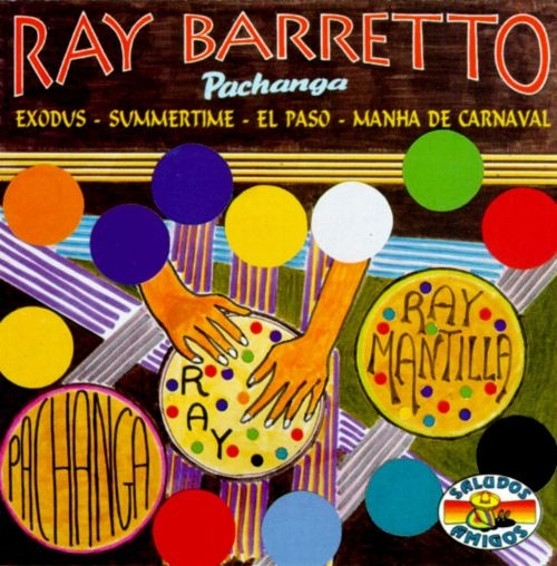 Ray Barretto Pachanga Cover Art