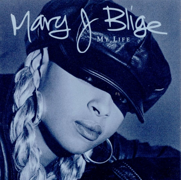 Mary J. Blige My Life Cover Art