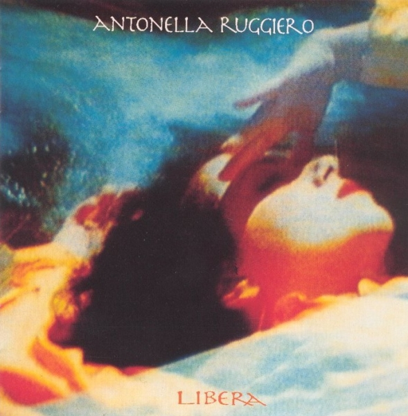 Antonella Ruggiero Libera cover art