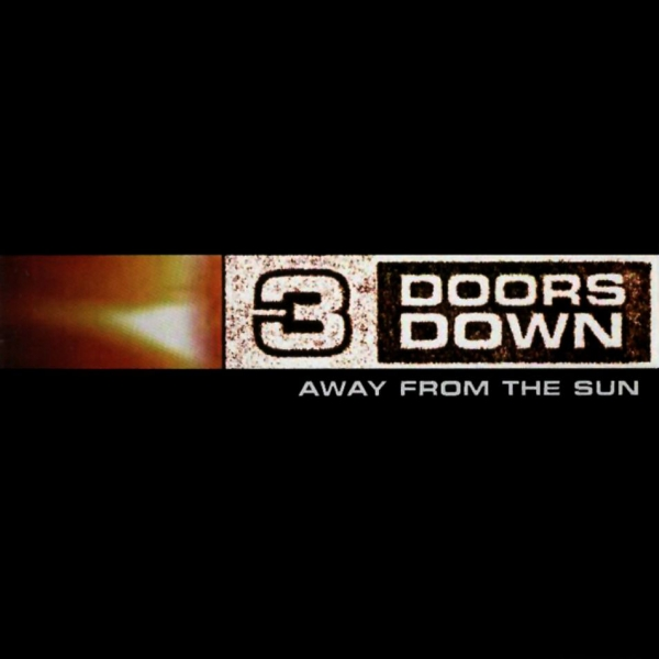 3 Doors Down Away From the Sun cover art