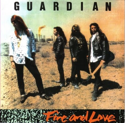Guardian Fire and Love cover art