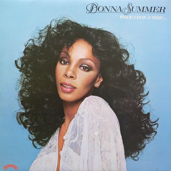 Donna Summer Once Upon a Time… cover art