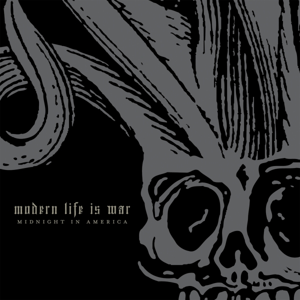 Modern Life Is War Midnight in America cover art