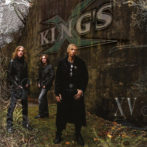 King's X XV cover art