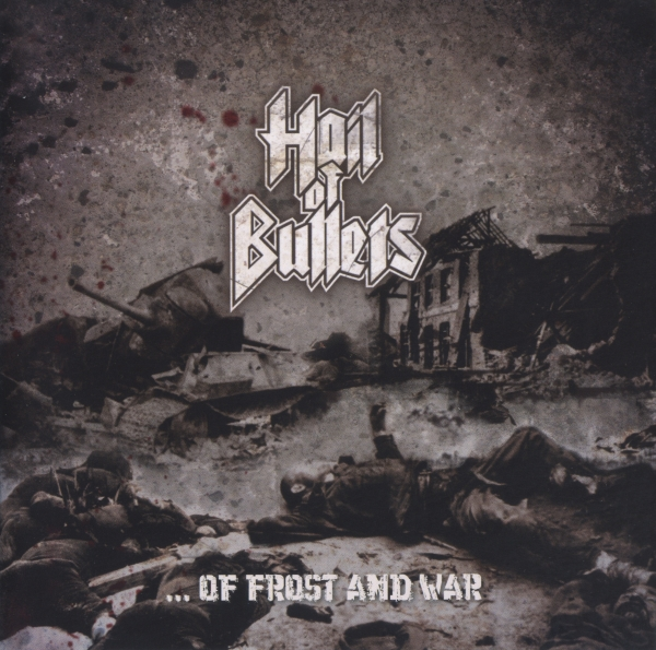 Hail of Bullets … Of Frost and War cover art