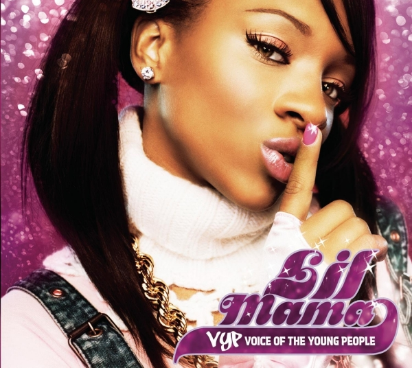 Lil Mama VYP: Voice of the Young People cover art