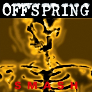 The Offspring Smash cover art
