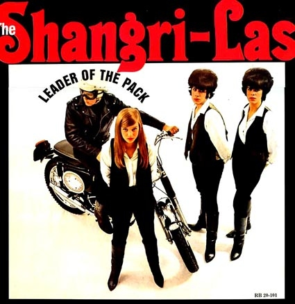 The Shangri‐Las Leader of the Pack Cover Art
