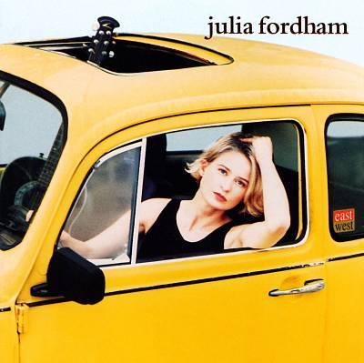 Julia Fordham East West cover art