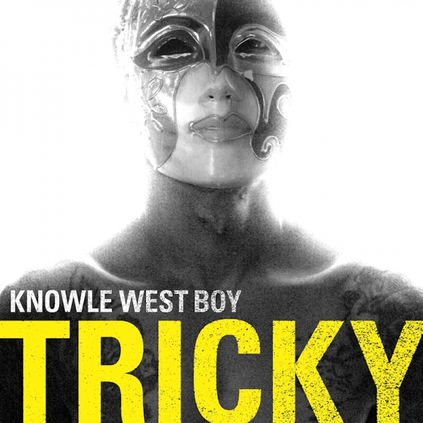 Tricky Knowle West Boy cover art