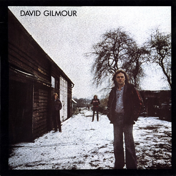 David Gilmour David Gilmour Cover Art