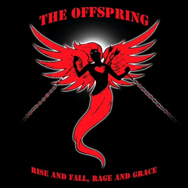 The Offspring Rise and Fall, Rage and Grace cover art