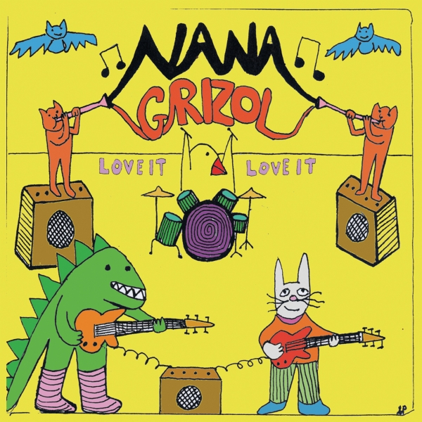 Nana Grizol Love It Love It cover art