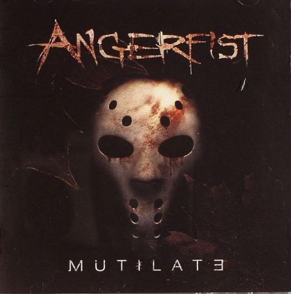 Angerfist Mutilate cover art