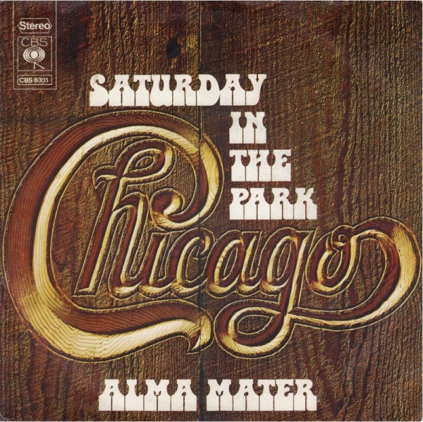 Chicago Saturday in the Park Cover Art