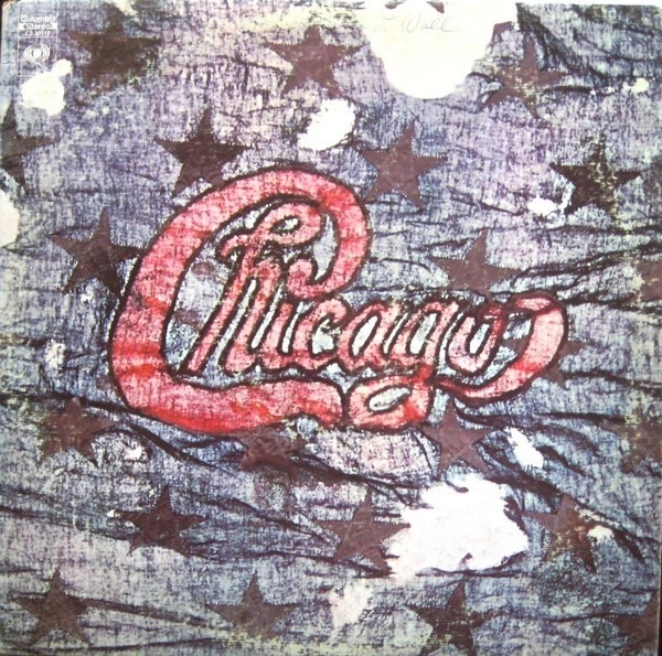 Chicago Chicago III Cover Art