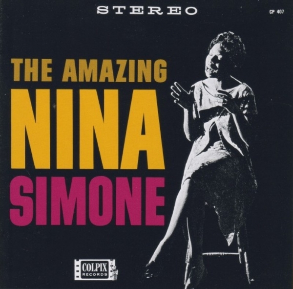 Nina Simone The Amazing Nina Simone cover art