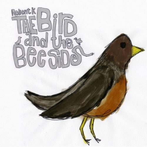 Relient K The Bird and the Bee Sides / The Nashville Tennis EP Cover Art