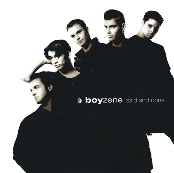 Boyzone Said and Done cover art