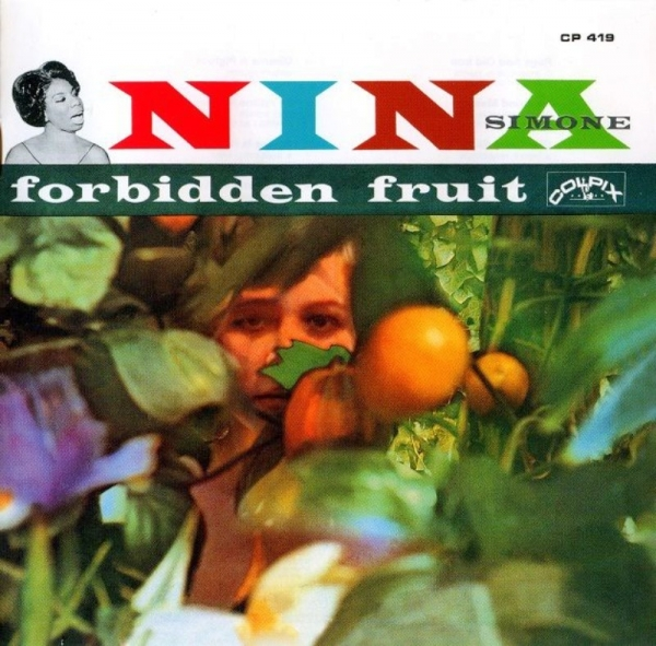 Nina Simone Forbidden Fruit cover art