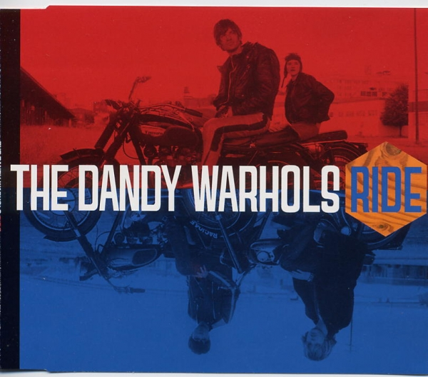 The Dandy Warhols Ride Cover Art