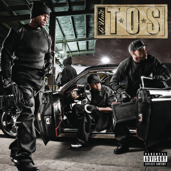 G-Unit T.O.S: Terminate on Sight Cover Art