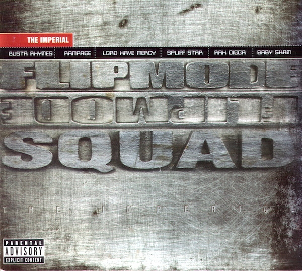 Flipmode Squad The Imperial cover art