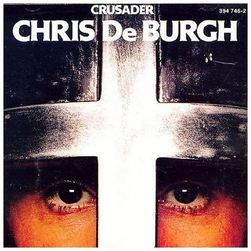 Chris de Burgh Crusader cover art