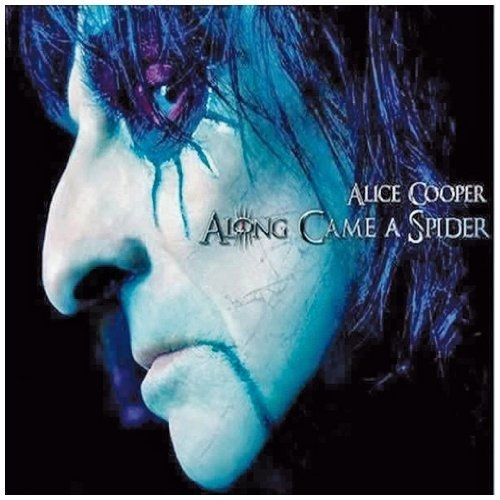Alice Cooper Along Came a Spider cover art