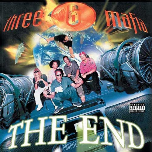 Kami Kaze Inc. The End cover art