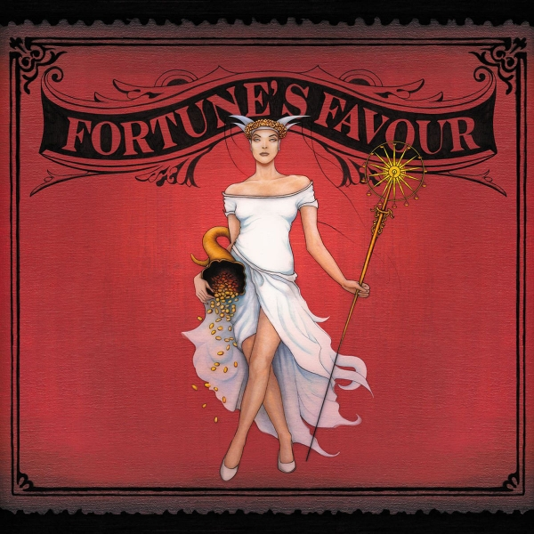 Great Big Sea Fortune's Favour Cover Art