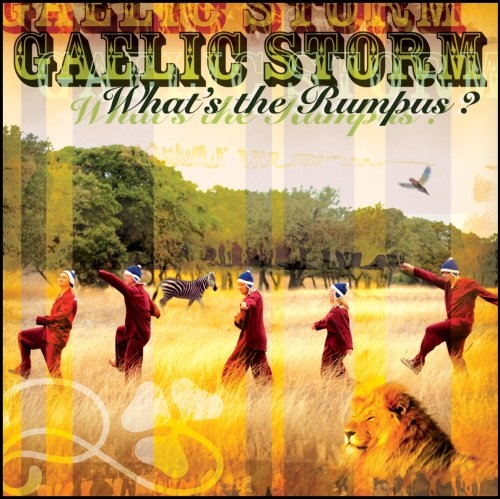 Gaelic Storm What's the Rumpus? cover art