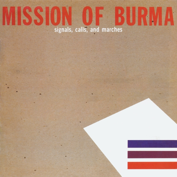 Mission of Burma Signals, Calls, and Marches Cover Art