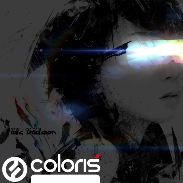 she Coloris cover art