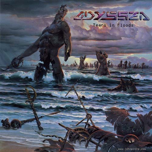 Odyssea Tears in Floods cover art