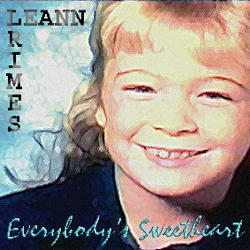 LeAnn Rimes Everybody's Sweetheart Cover Art