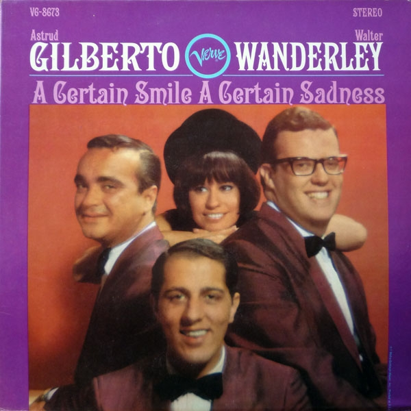 Walter Wanderley A Certain Smile A Certain Sadness cover art