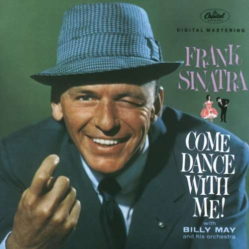 Frank Sinatra Come Dance With Me! Cover Art