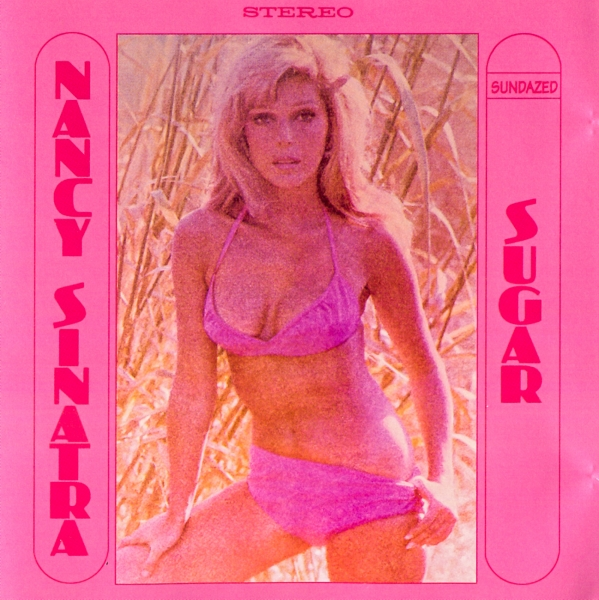 Nancy Sinatra Sugar Cover Art