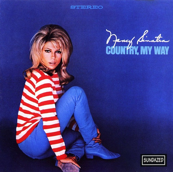 Nancy Sinatra Country, My Way cover art