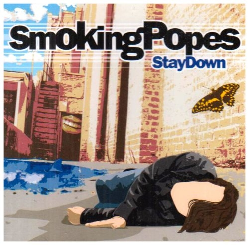 Smoking Popes Stay Down cover art