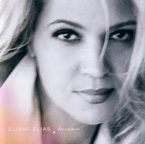 Eliane Elias Dreamer cover art
