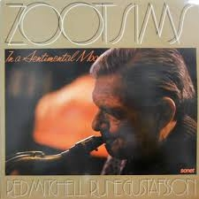 Zoot Sims In a Sentimental Mood cover art