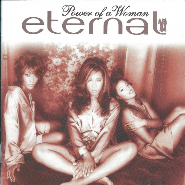 Eternal Power of a Woman cover art