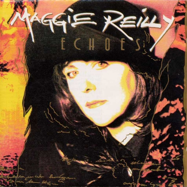 Maggie Reilly Echoes Cover Art