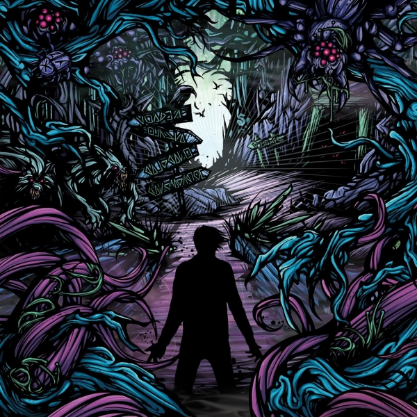 A Day to Remember Homesick cover art